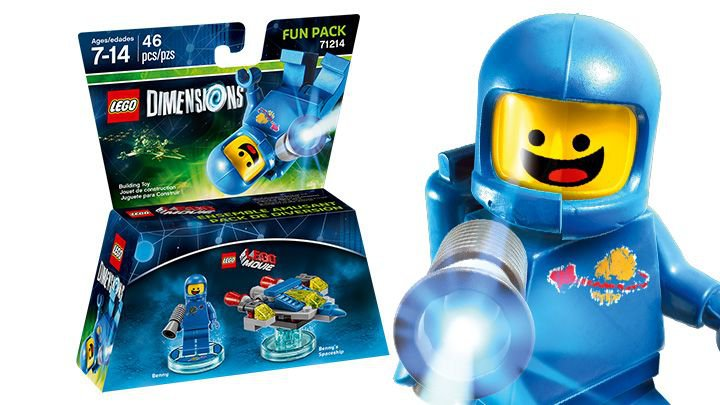 LEGO ® Dimensions  71214 Benny Fun Pack