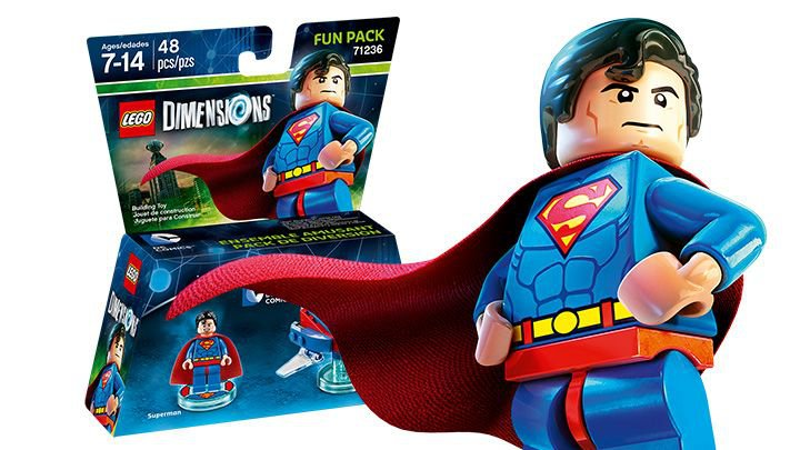 LEGO ® Dimensions 71236  Superman Fun Pack
