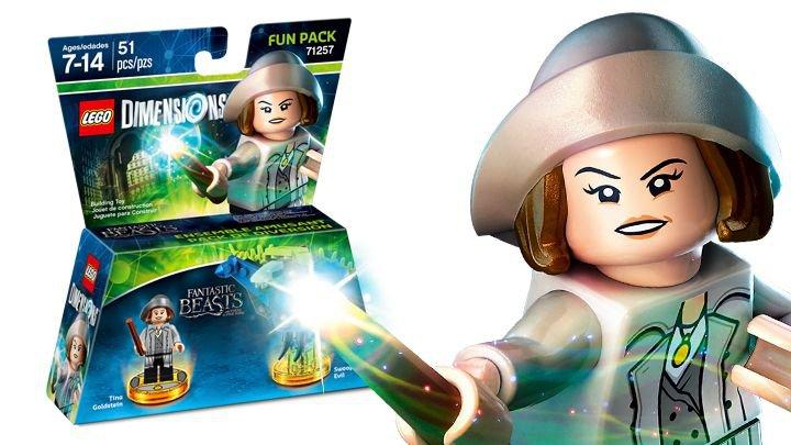 LEGO ® Dimensions 71257  Fantastic Beasts Fun Pack