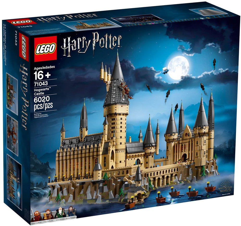 LEGO ® Harry Potter 71043 Bradavický hrad