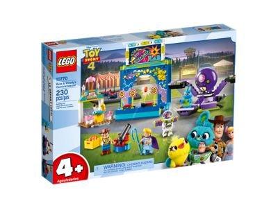 LEGO ® Toy Story 10770 Buzz a Woody na pouti