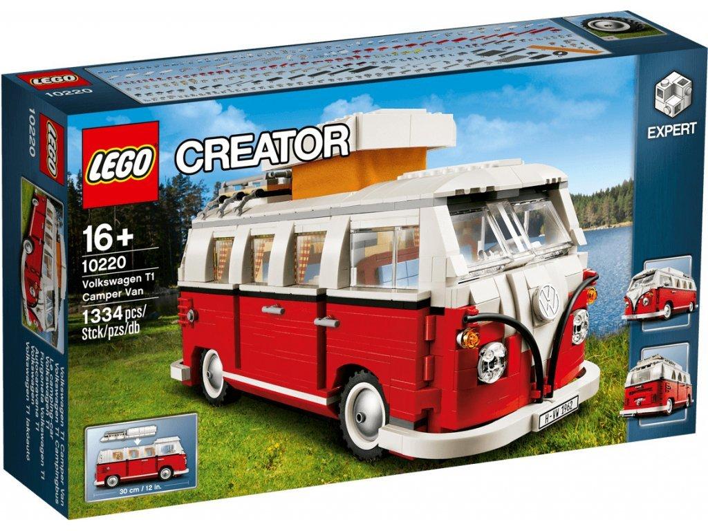Lego Creator 10220 Volkswagen T1