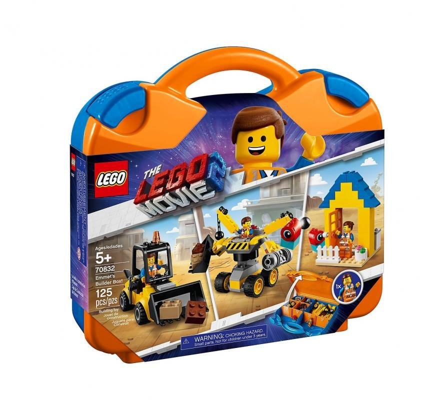 LEGO ® Movie 70832 Emmetův box pro stavitele!