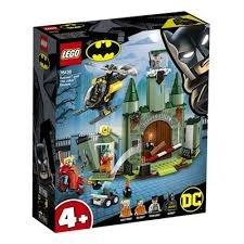LEGO ® Super Heroes 76138 Batman a útěk Jokera