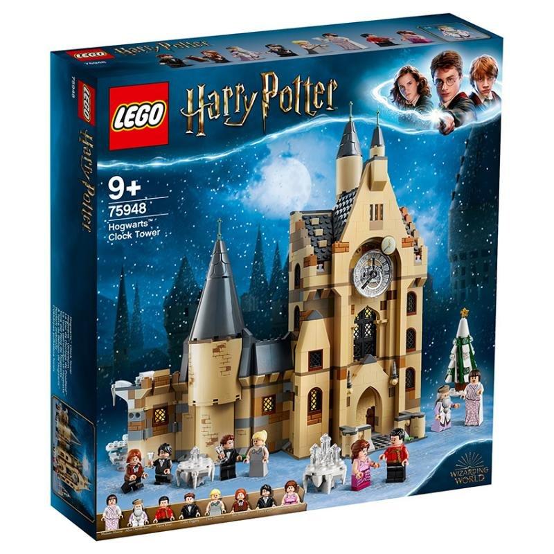 LEGO ® Harry Potter 75948 Hodinová věž v Bradavicích