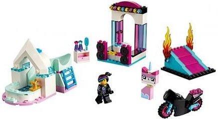 LEGO ® THE LEGO MOVIE 2™ 70833 Lucy a její box pro stavitele!