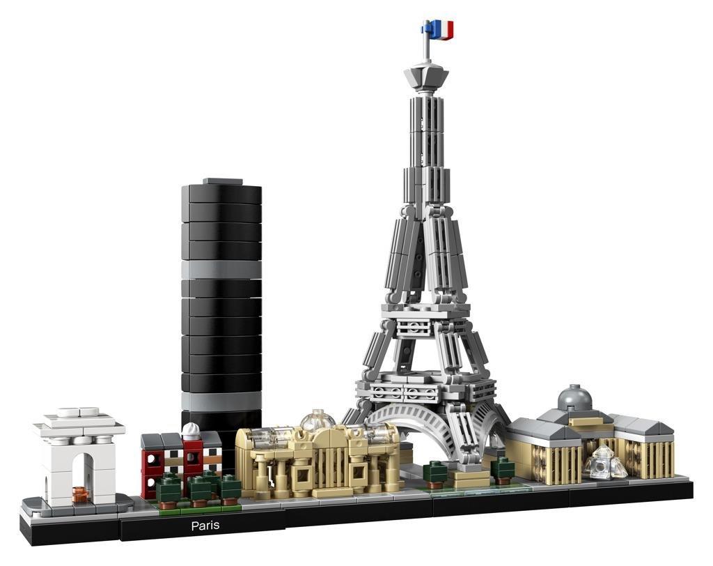 LEGO Architecture 21044 Paříž