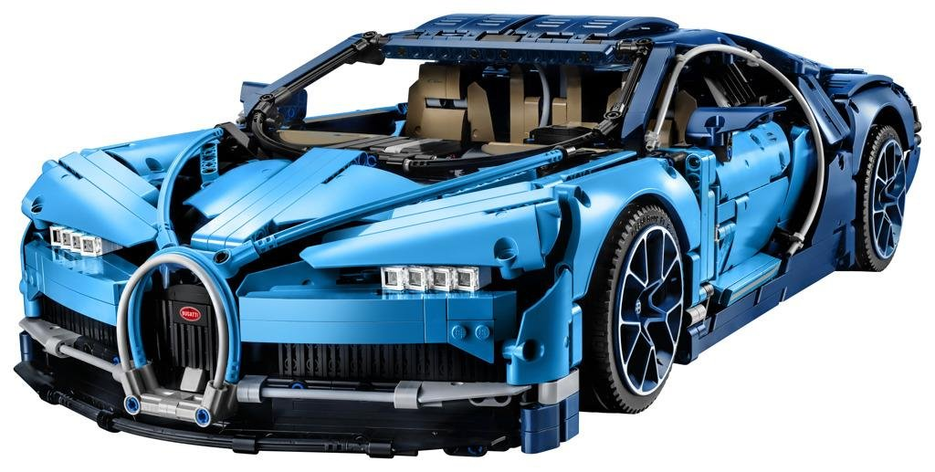 LEGO ® Technic 42083 Bugatti Chiron