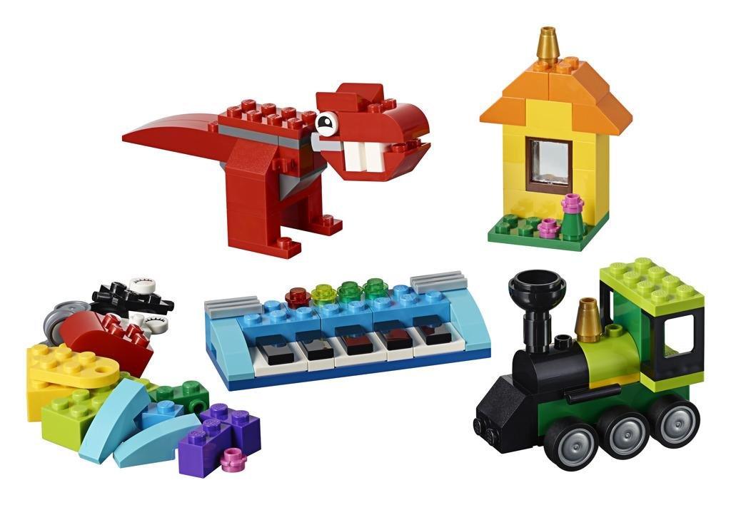 LEGO ® Classic 11001 Kostky a nápady