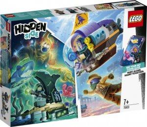 LEGO Hidden Side 70433  Ponorka J.B.