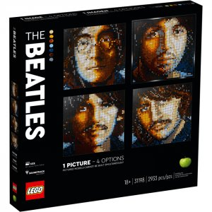 LEGO® Art  The Beatles 31198