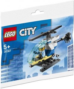 LEGO City 30367 Police helicopter