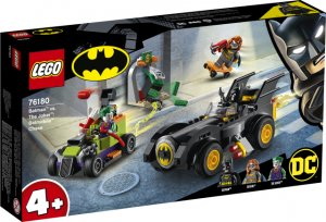 LEGO Super Heroes 76180 Batman™ vs. Joker™: Honička v Batmobilu